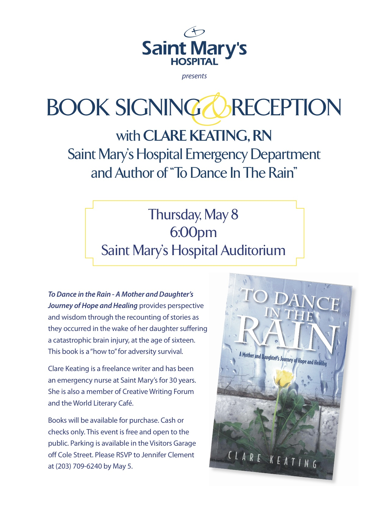 ToDanceInTheRain_BookSigningFlyer